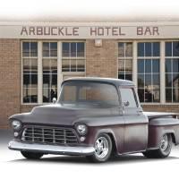 1956 Chevrolet 3100 Pickup Art Prints & Posters by Dave Koontz