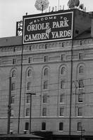 Baltimore Orioles Park at Camden Yards BW #2