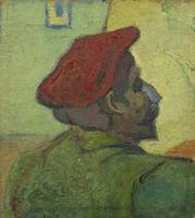 Portrait of Gauguin Arles, December 1888 Vincent v