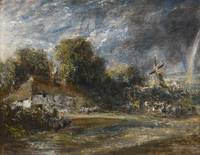 John Constable, R.A. EAST BERGHOLT, SUFFOLK 1776 -