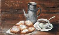 COFFEE BREAK    LARRY KIP HAYES ART
