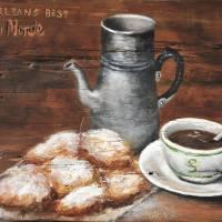 COFFEE BREAK    LARRY KIP HAYES ART Art Prints & Posters by Larry