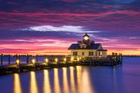 North Carolina Outer Banks Lighthouse Manteo OBX N