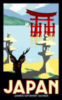 Vintage Travel Poster of Japan