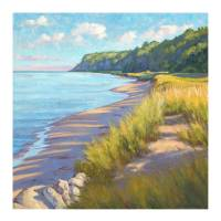 North of Pierport Art Prints & Posters by David Westerfield
