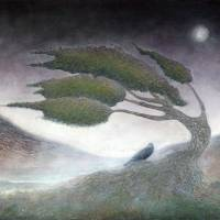 Crow and Hawthorn Art Prints & Posters by Susan Willis