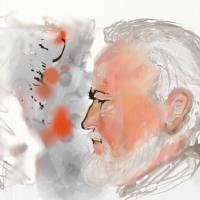 Russell Harlow Dec.26,2017 Art Prints & Posters by Leslie Harlow