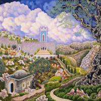 1994-043 Art Prints & Posters by Baruch Nachshon