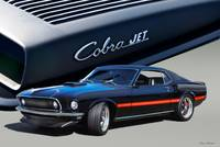 1969 Mustang Mach 1 Fastback I