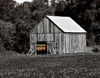 Old Maryland Tobacco Barn