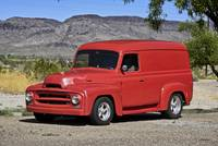 1953 International Panel Truck II