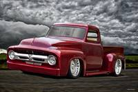 1956 Ford Custom F100 Pickup II