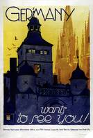 Vintage Germany Wants to See You Cathedral Travel