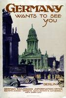 Vintage Germany Wants to See You Cars Travel