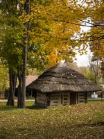 Autumn in Romania's Village Museum