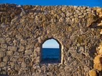 Window to the Aegean Sea