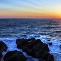 Sunset at Bodega Head by Richard Thomas