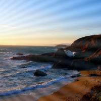 Bodega Head Beach Sunset by Richard Thomas
