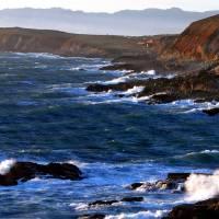 Bodega Head Pounding Surf by Richard Thomas