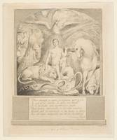 William Blake Art Framed Print