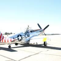 P-51 Mustang by Richard Thomas