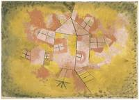 Paul Klee Art Framed Print