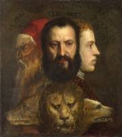 Titian Art Framed Print