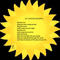 An Apache Blessing