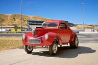 1941 Willys 'Gasser' Coupe 1