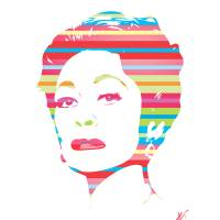 Mommie Dearest - Pop Art Art Prints & Posters by William Cuccio