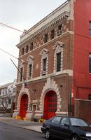 Brooklyn Firehouse Building 2001