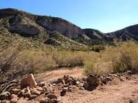 Tonto Hills color
