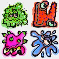 Doodle Germs