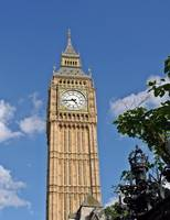 Towering Big Ben