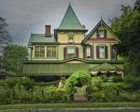 Victorian in Green