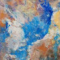 Parting Clouds Art Prints & Posters by Michael Creese