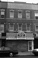 Brooklyn Storefront and Apartments 2001 BW