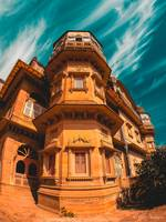 The Royal Vijay Vilas Palace