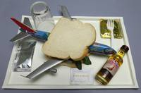 Inflight Meal - Plane Sandwich