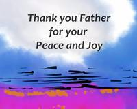 Thank You Father