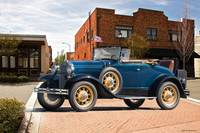 1930 Ford Model A 'Rumble Seat' Roadster II