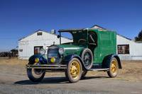 1928 Ford 'Double Door' Panel Delivery I