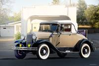 1930 Ford Model A Cabriolet II