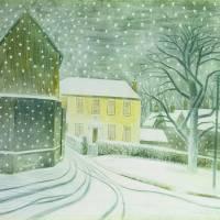 """""""Eric Ravilious Art Framed Print"""" by buddakats1"""