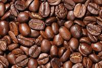 Delicious Raw coffee beans Background