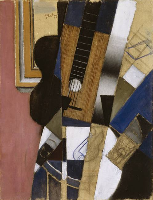 the magnificent world of juan gris Juan gris (born jose gris was very fond of musicians and the way their talents were expressed through musical instruments part of your world.