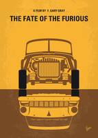 No207-8 My The Fate of the Furious minimal movie p