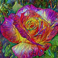 rose Art Prints & Posters by Rafael Espericueta
