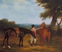 Jacques-Laurent Agasse Art Framed Print