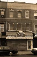 Brooklyn Storefront and Apartments 2001 Sepia